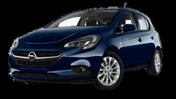 Noleggio a breve termine dell'Opel Corsa a Monopoli (Bari)